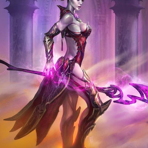Dominion Avatar by artofinca