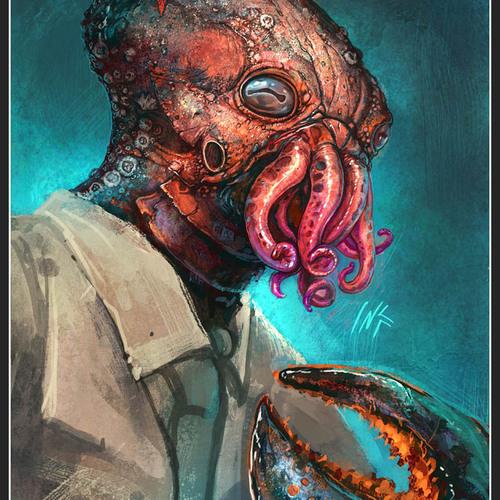 Dr Zoidberg by artofinca