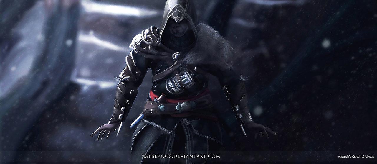 Ezio Auditore Acr By Mateusz Michalski