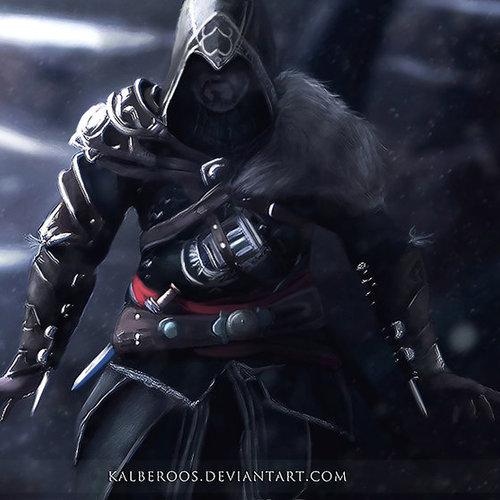 Ezio Auditore Acr by kalberos