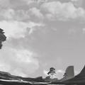 fantasy landscape by fornitani