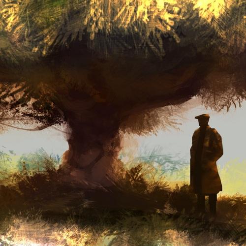 A Tree by victor_hugo_harmatiuk
