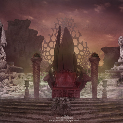The Abandoned Throne by dariosplendido