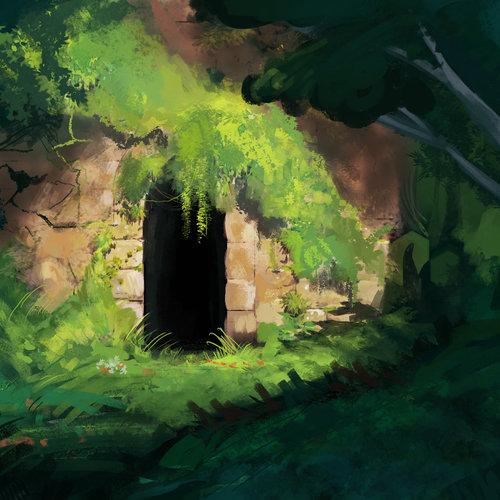 Studio Ghibli Study by samwhite