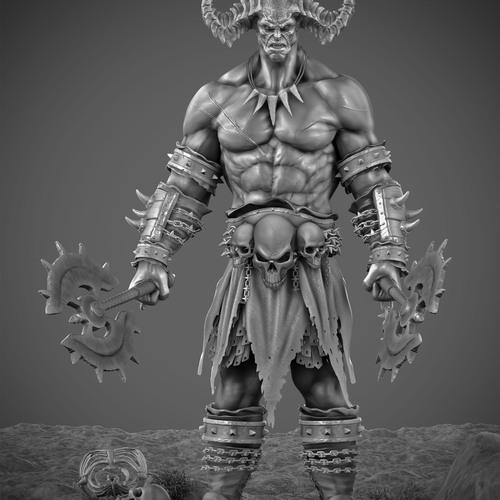 Warlord by artboy