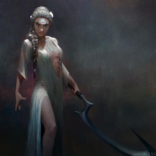 Diana by alexson