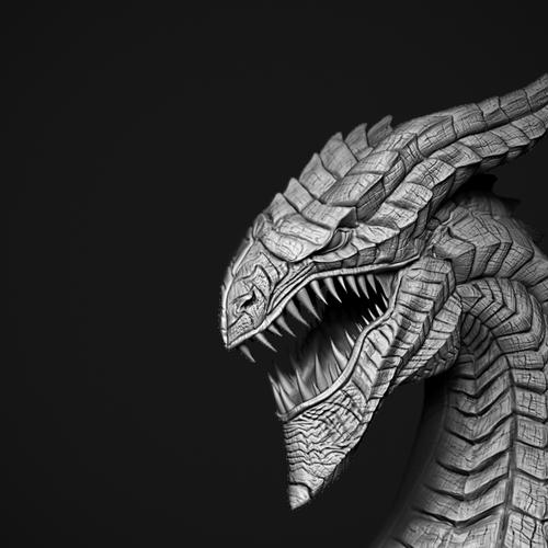 Dragon by artboy