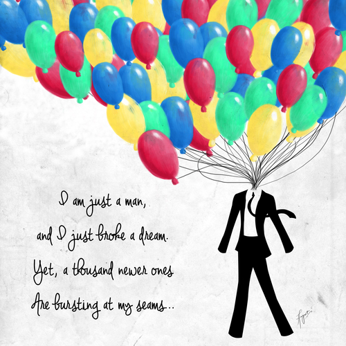 Dreams And Me by satyaki