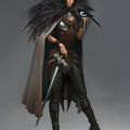 magpie thief by aurorefolny