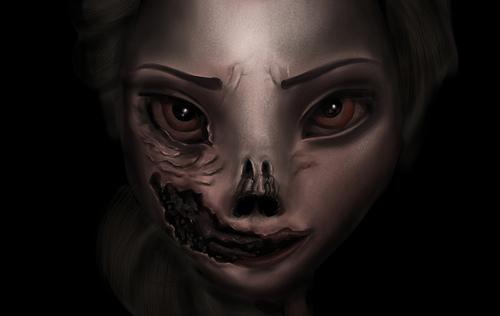 Display jumbo zombiefb