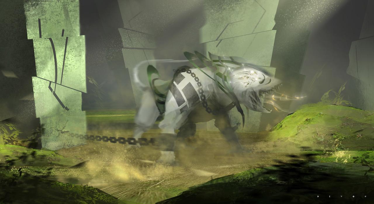 beast from valsak by devon