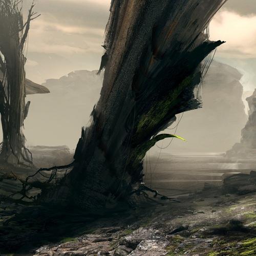 Alien Vegetation by victor_hugo_harmatiuk