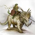 lizardfolk by firatsolhan