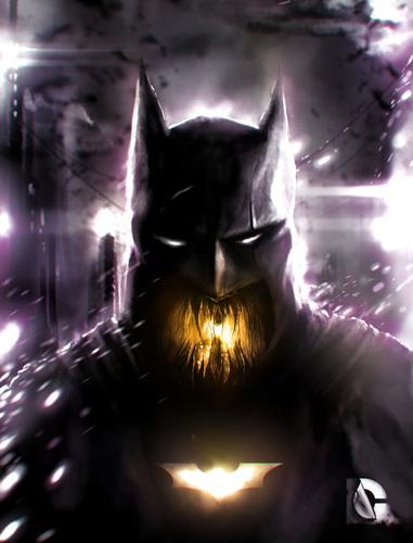 Display jumbo batman