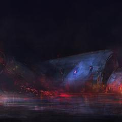 aircraft disaster by kashivan