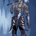 dark elf by haroldrod