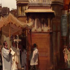end of pilgrimage by takashmen