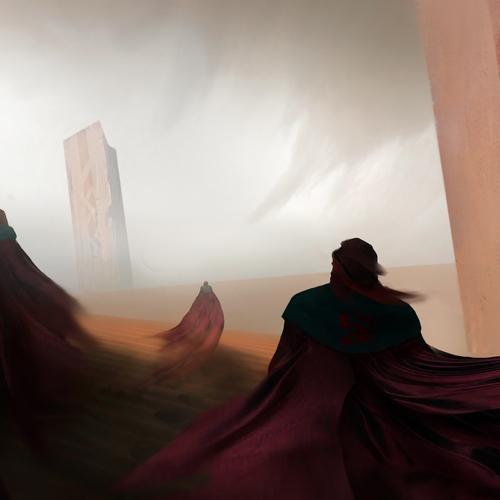 Valsak Desert by devon