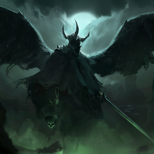 Lord Of Darkness by hugo.richard