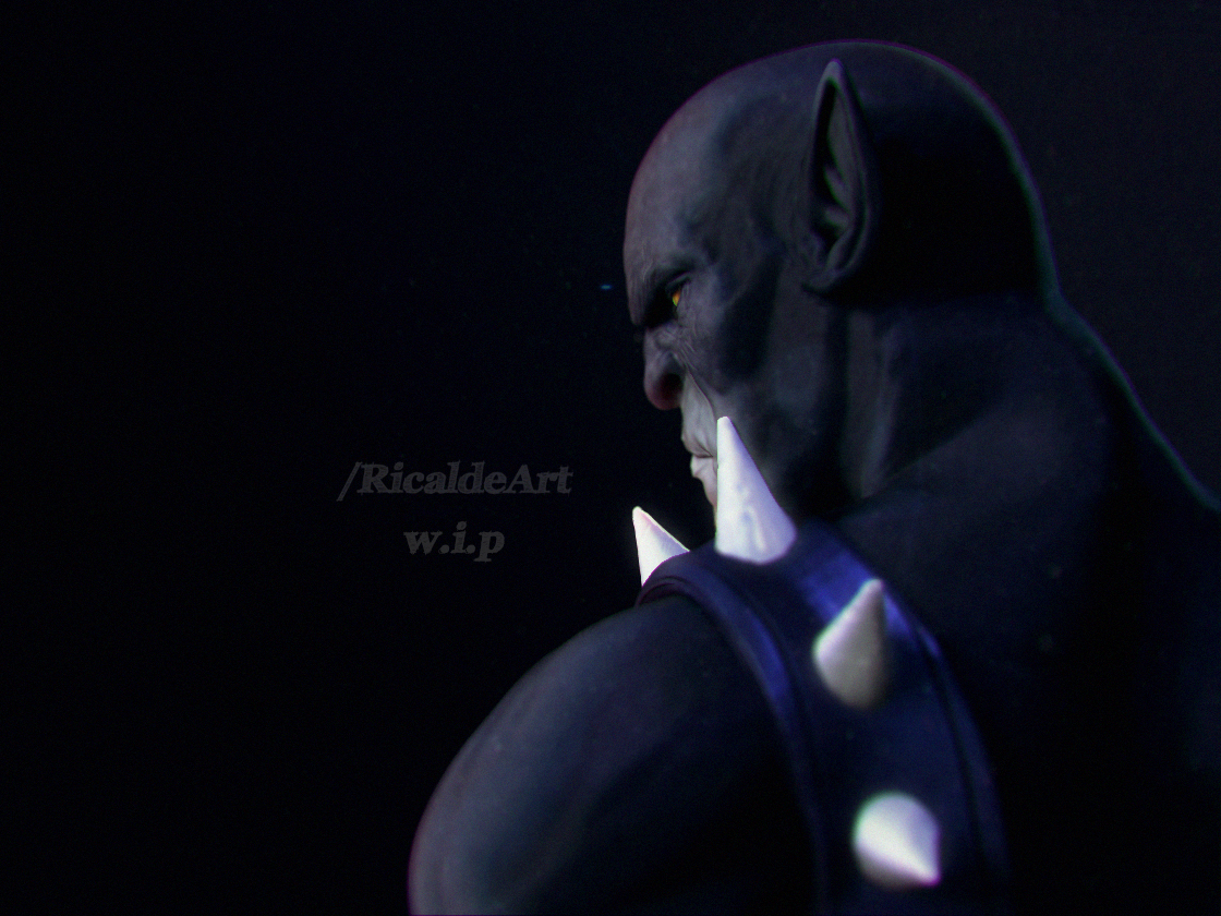 panthro by ricaldeart