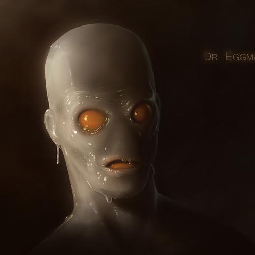 Dr Eggman Remastered by antoniominu