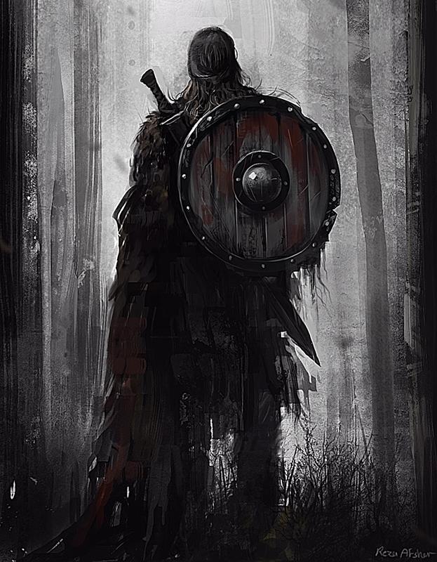 viking by rezaafshar