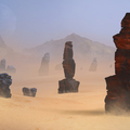 pillars of the ancients by mark_molnar