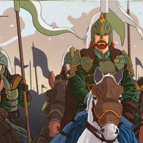 Arise Riders Of Theoden by rodrigo_avila