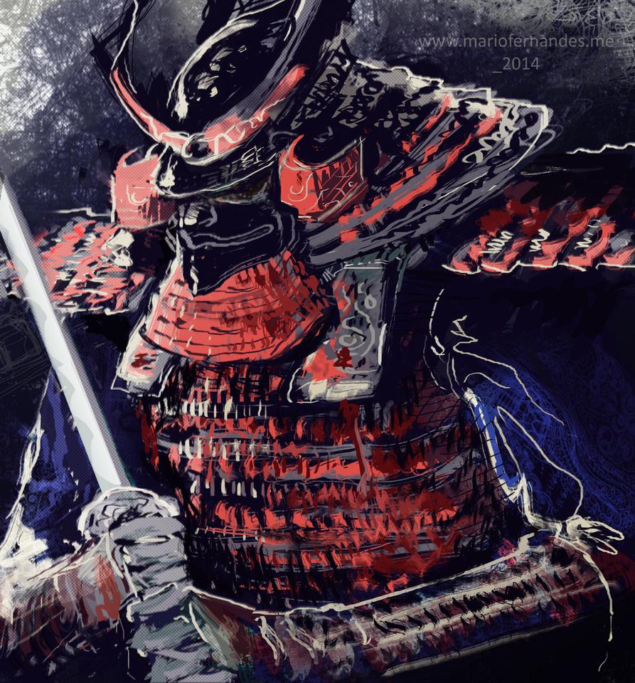 samurai 14-03 by mariofernandes