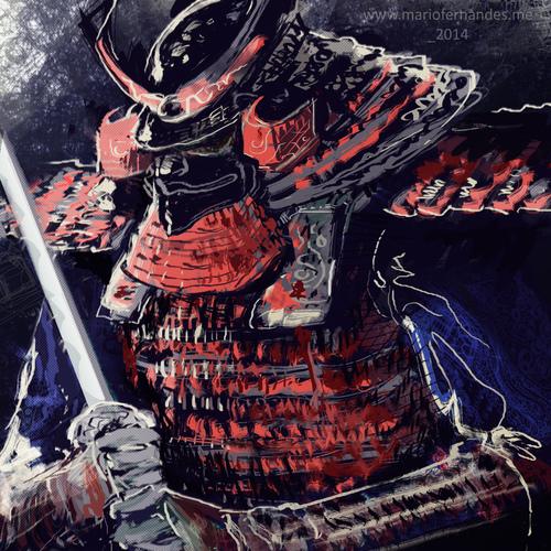 Samurai 14 03 by mariofernandes