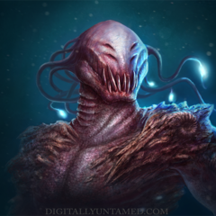 gorgan lord of the deep by crystalsully