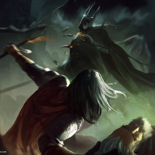 Lord Of The Rings Tribute by hugo.richard