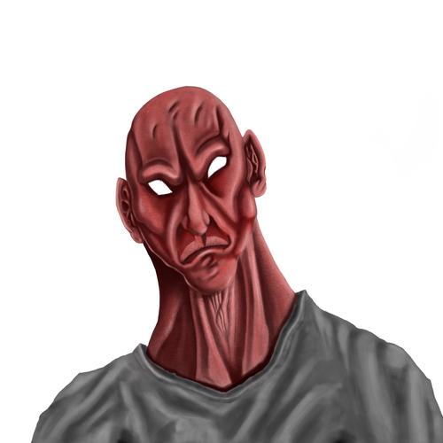 Zombie by brushninja