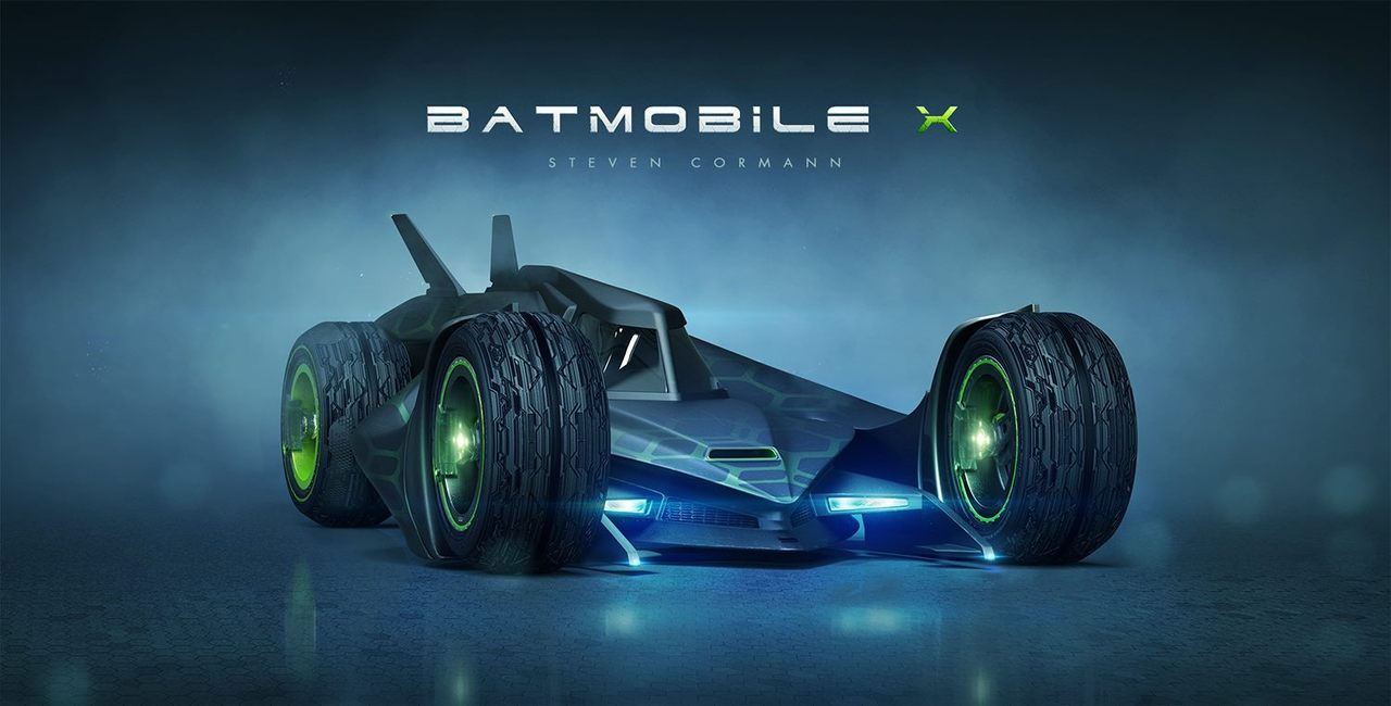 batmobile x by stevencormann
