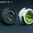 batmobile wheels by stevencormann