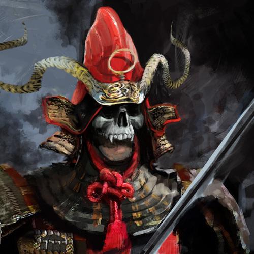 Samurai 14 06bc by mariofernandes