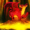 dragon by chemamansilla