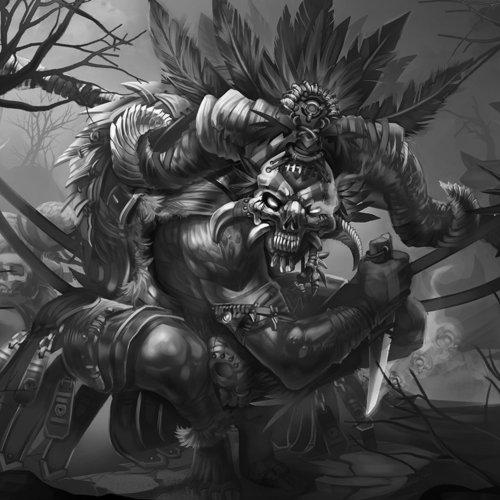 Diablo by kashuse