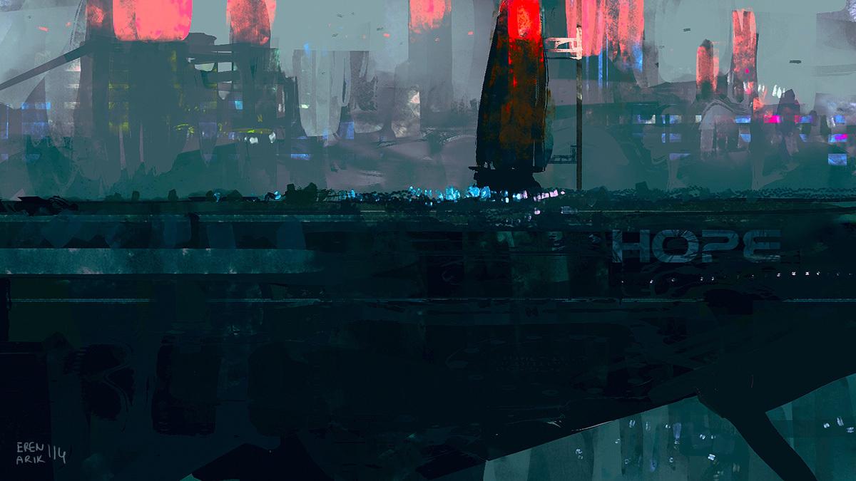 hope by erenarik