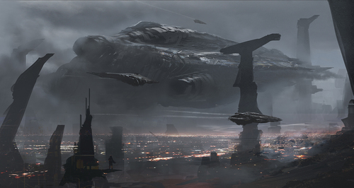 Display jumbo mega destroyer