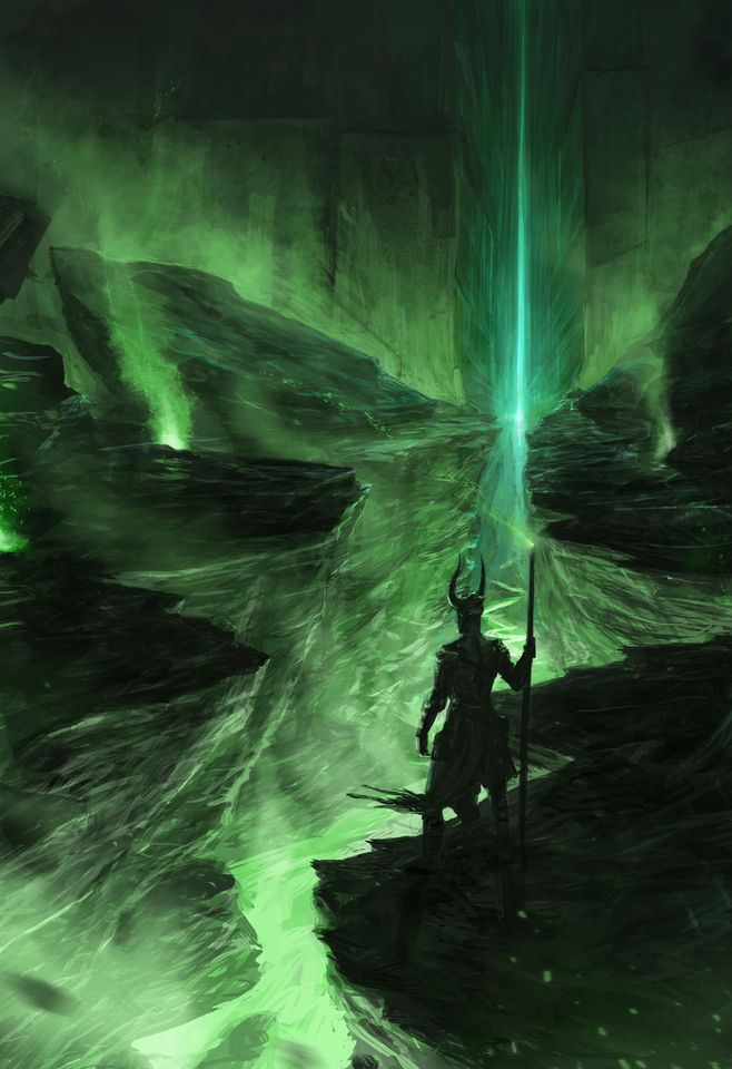 green hell by mardesigns