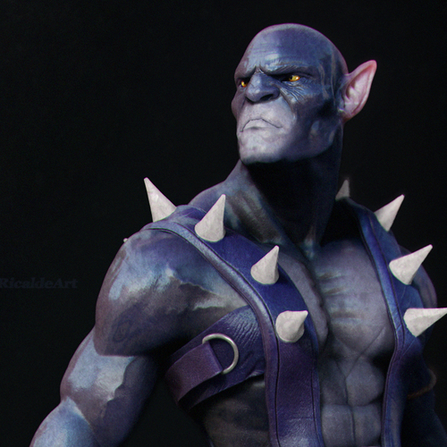 Panthro Close Up by ricaldeart