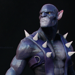 panthro close up