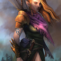 mirkwood archer by onurbakar