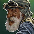 old aviator by matteoascente