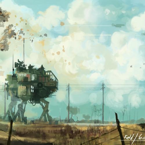 Field by heavytransit