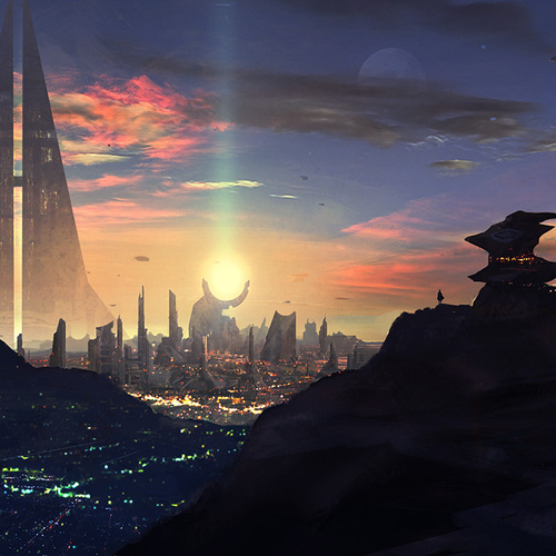 Our New World by erenarik