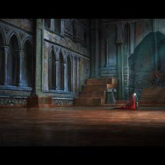 throne room by mgreuli