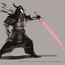 star wars sith vader samurai redesign by mariofernandes