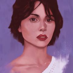 portrait study by stefanoscuccimarra